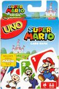 UNO juego de cartas Super Mario, Ahora la diversión de UNO incluye el mundo de Super Mario, Multicolor.