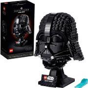 Star Wars Darth Vader casco Lego™ kit de construcción coleccionable, nuevo 2021 (834 piezas)