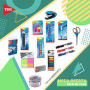 Mega Kit Trabaja en Casa Tris