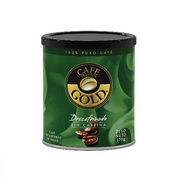CAFE DESCAFEINADO premium (170g) marca Gold