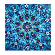 Mandala azul