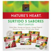 INFUSION SURTIDA SABORES FRUTALES 17.4 GR marca Nature's Heart