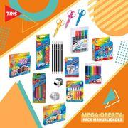 Mega Kit Colores Tris