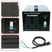 3000W Convertidor de Voltage Transformador 220V a 110V y de 110V a 220V