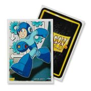 DS: ART Sleeves (100) Mega Man (Classic)