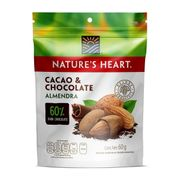 ALMENDRA CHOCOLATE COVER 60G marca Nature's Heart