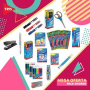 Mega Kit Ahorro Tris