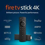 Fire TV Stick 4K con Alexa Voice Remote, reproductor multimedia Streaming