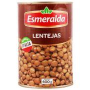 LENTEJAS (400g) Marca Esmeralda