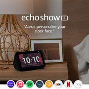 Echo® Show 5 Pantalla inteligente Smarthome con Alexa. Charcoal