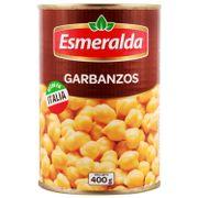 GARBANZOS (400g) marca Esmeralda