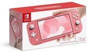 Nintendo™ Switch Lite 32GB color Coral