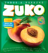 JUGO DURAZNO SOBRE (25g) marca Zuko