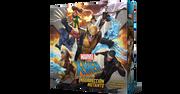 X-Men Insurrección Mutante Base