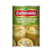 CORAZONES DE ALCACHOFA (400g) marca Esmeralda