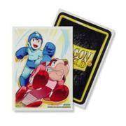 DS: ART Sleeves (100) Mega Man & Rush (Classic)