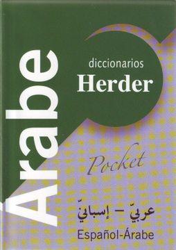 portada Diccionario Pocket Árabe. Árabe-Español / Español-Árabe (Diccionarios Herder)