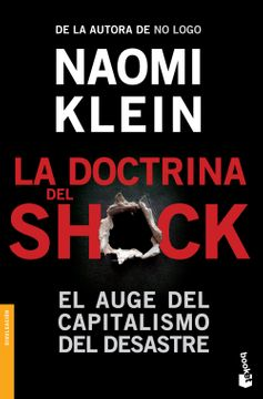 portada La Doctrina del Shock