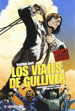 portada Viajes de Gulliver, los