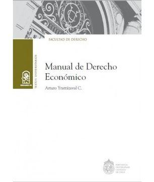 portada Manual de Derecho Económico
