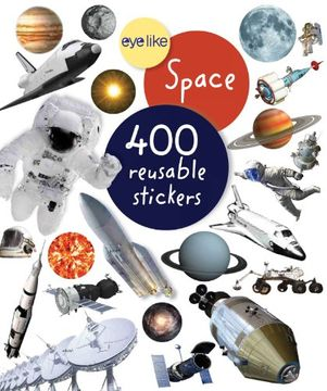portada Eyelike Stickers: Space