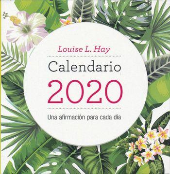 portada Calendario Louise hay 2020