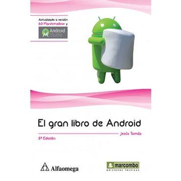 portada El Gran Libro de Android