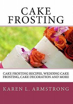 portada cake frosting
