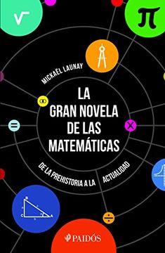 portada La Gran Novela de las Matemáticas