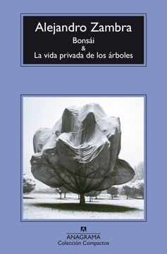 portada Bonsai y la Vida Privada de los Arboles