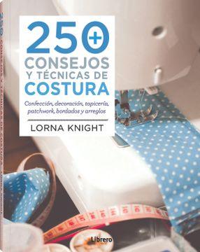 portada 250 Consejos y Técnicas de Costura