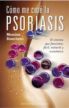 portada Como me Cure la Psoriasis