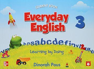 portada Everyday English 3 Student Book con cd