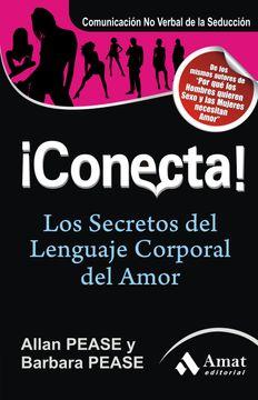 portada Conecta! Los Secretos del Lenguaje Corporal del Amor