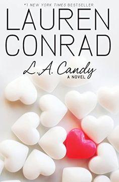 portada L. A. Candy - Harper Collins usa (libro en Inglés)