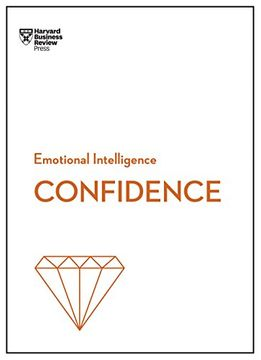 portada Confidence (Hbr Emotional Intelligence Series) (libro en Inglés)