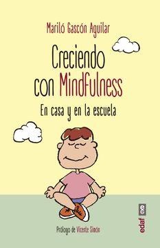 portada Creciendo con Mindfulness