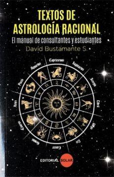 portada Textos de Astrologia Racional