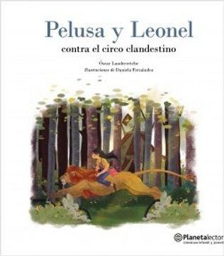 portada Pelusa y Leonel