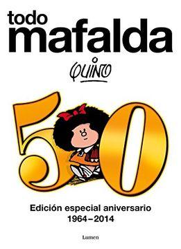 portada Todo Mafalda. Edición Especial Aniversario 1964-2014 (Lumen Gráfica)