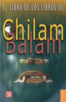 portada El Libro de los Libros de Chilam Balam