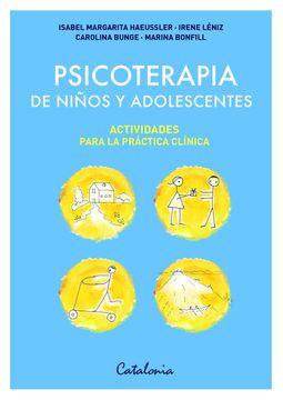 portada Psicoterapia de Niños y Adolescentes