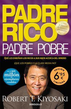 portada Padre Rico, Padre Pobre