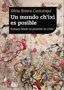 portada Un Mundo Ch'ixi es Posible