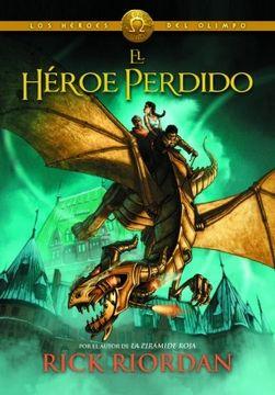 portada Los Héroes del Olimpo 1: El Héroe Perdido - Sudamericana