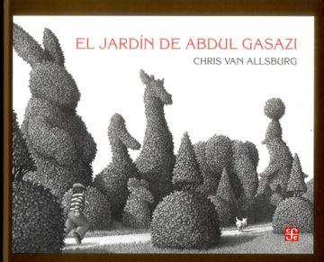 portada El Jardin de Abdul Gasazi