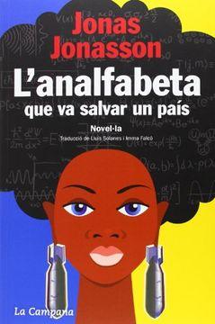 portada L'analfabeta Que Va Salvar Un País