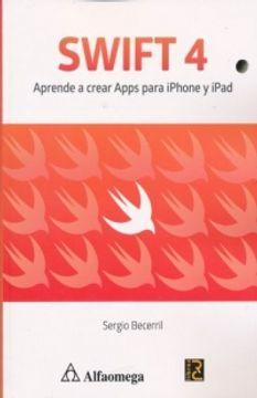 portada Swift 4 Aprende a Crear Apps Para Iphone y Ipad