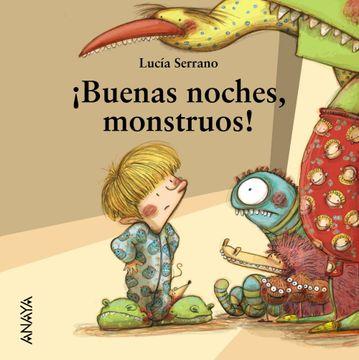 portada Buenas Noches, Monstruos!