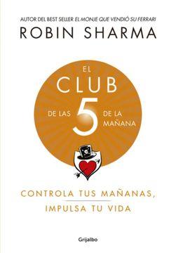 portada El Club de las 5 de la Mañana